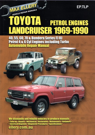 toyota landcruiser petrol fj rj series repair manual 1969 1990 rh landcruiserworkshopmanual com au Chilton Manuals Parts Manual