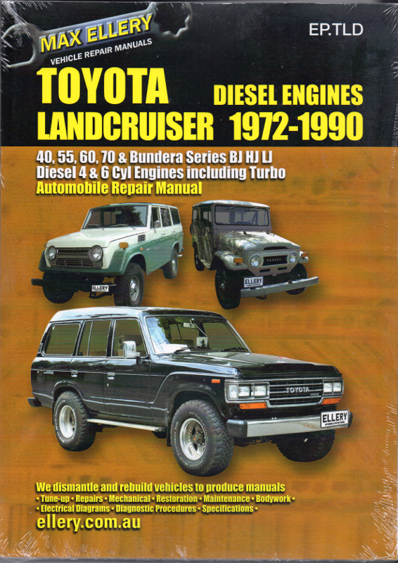 toyota landcruiser diesel bj hj lj series repair manual 1972 1990 rh landcruiserworkshopmanual com au