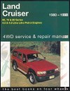 Toyota Landcruiser 60 70 and 80 series 1980-1998 Petrol Gregorys Repair Manual - NEW